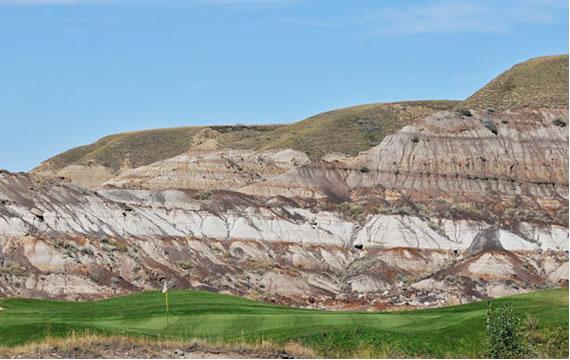 Dinosaur Trail Golf and Country Club (Drumheller, AB)